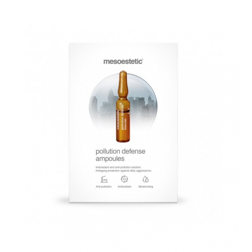 Mesoestetic Pollution Defense Ampoules